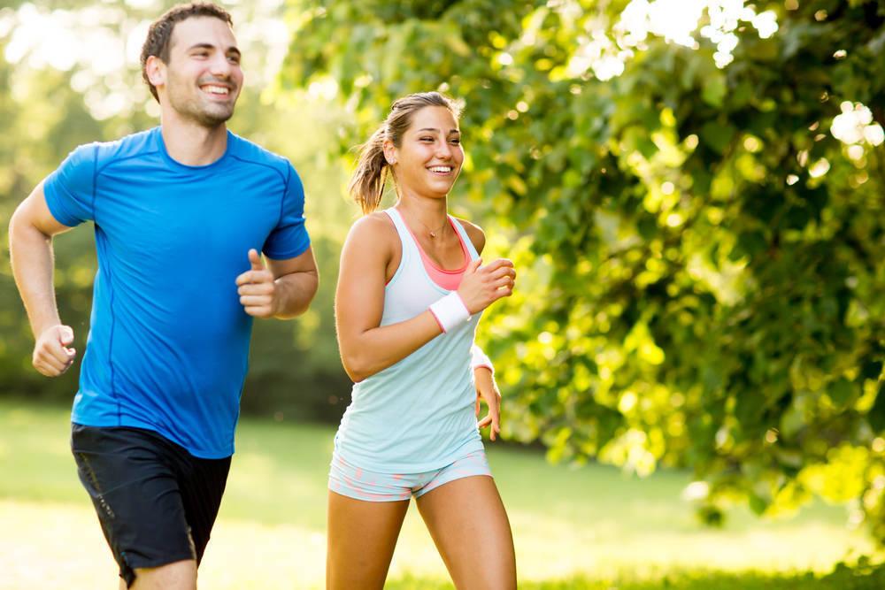 El deporte, una vía para la felicidad