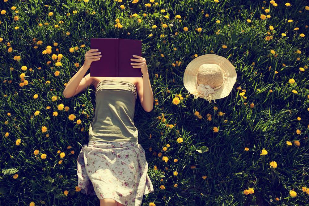 Leer, un motivo para ser feliz