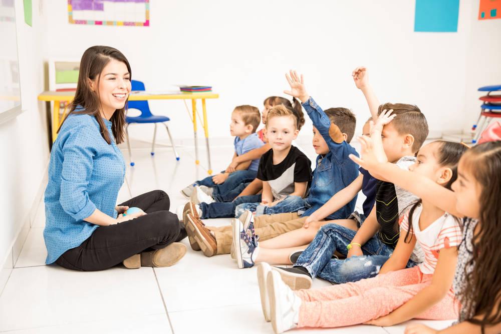 Motivos para sonreír en lo que respecta a la educación