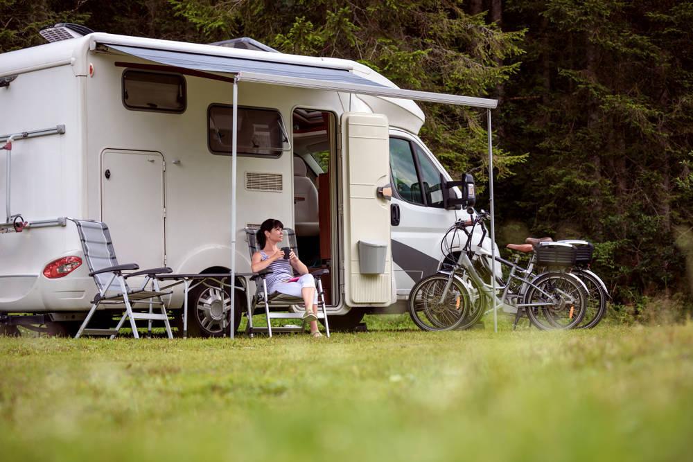 Unas vacaciones en caravana