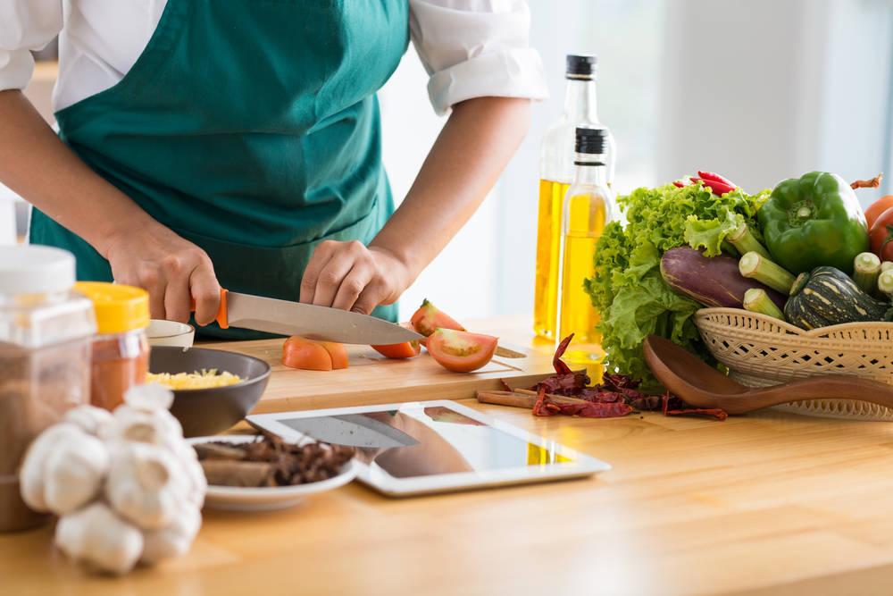 Xavier Lahuerta , toma el mando de la cocina del Mercer Barcelona