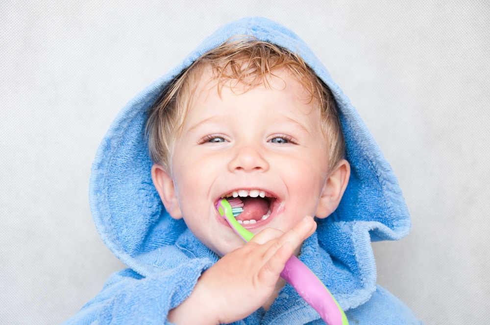 Salud bucal en la primera infancia