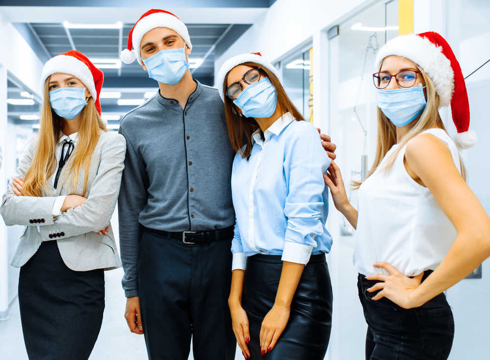 Las empresas este año se reinventan para celebrar la Navidad