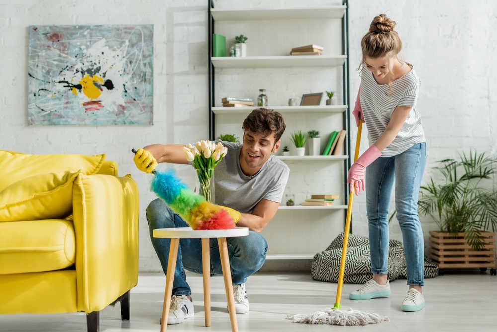 Trucos para limpiar tu casa y tenerla como los chorros del oro