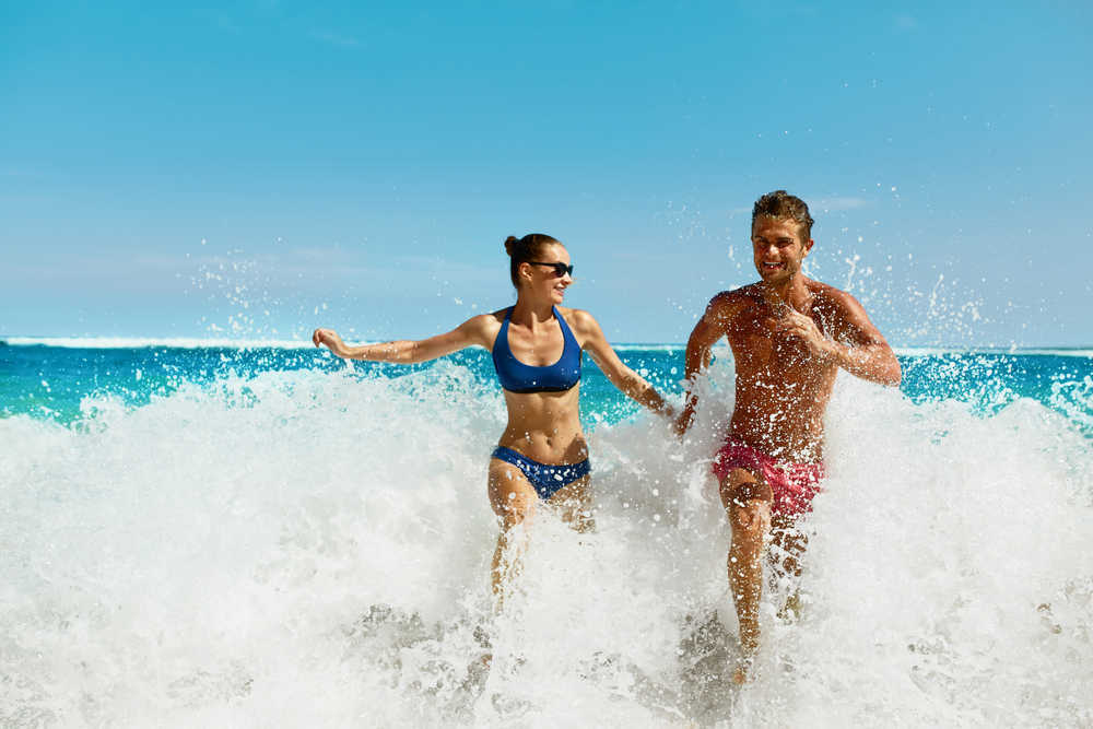 Ahora que llega el buen tiempo, prepárate para ir a la playa perdiendo barriga